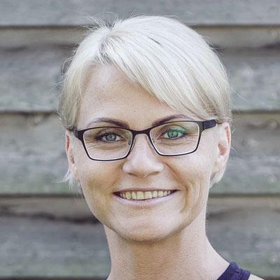 Katja Graumann von Gesundheit in Bewegung und Level UP